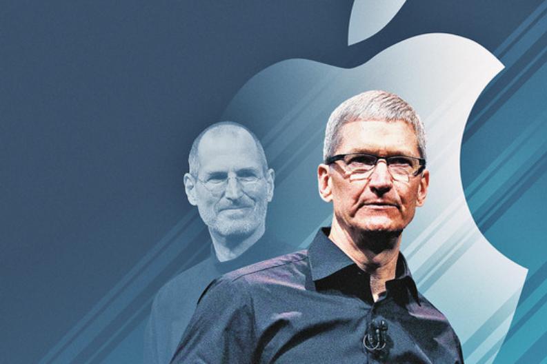 """""""商人""""库克:万亿市值能让苹果进入下一个辉煌"""