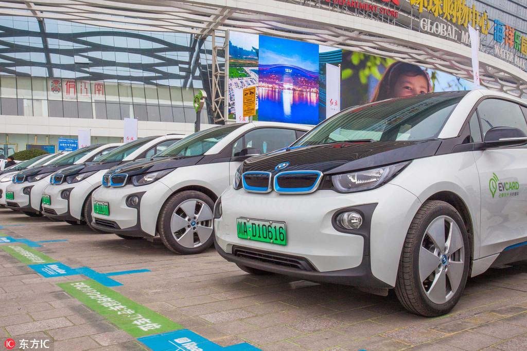 大众汽车新能源积分情况堪忧,大象转身迫在眉睫