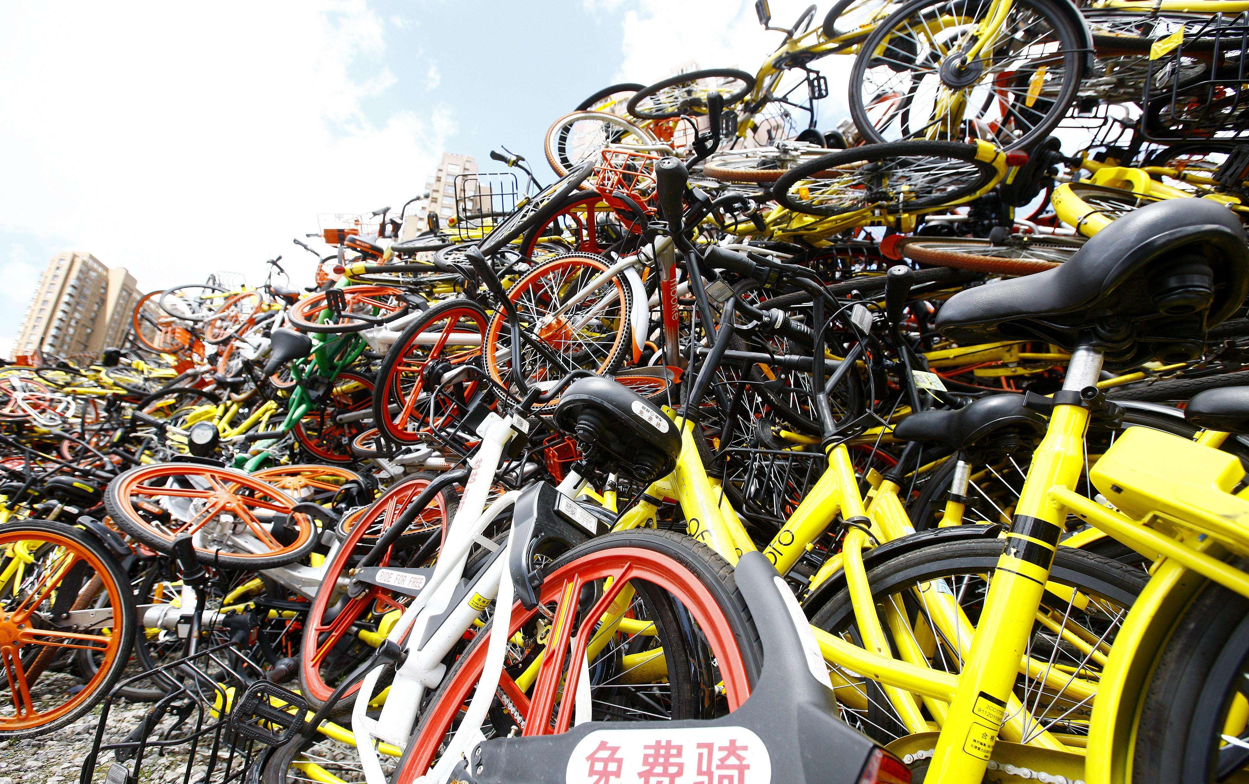 共享单车走向灭亡,企业加紧榨取剩余价值
