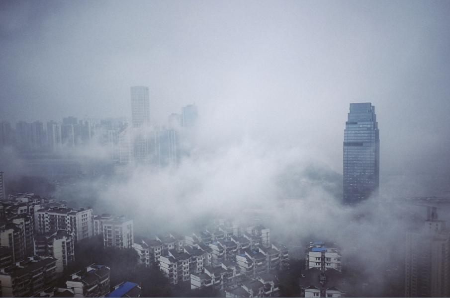 鐵打的霧霾經濟學,流水的空氣凈化器
