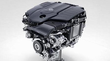 奔驰发布四款发动机,直缸回归