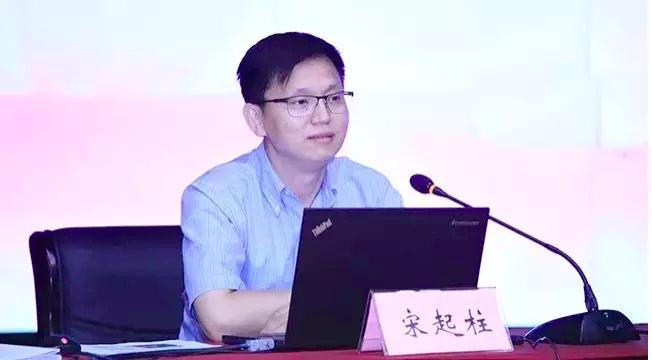宋起柱接替赵景春,担任中国广播电视网络有限公司董事长
