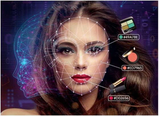 不用AI的彩妆店不是好专柜?